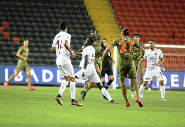 Süper Lig: Hatayspor: 0 - Başakşehir: 0 (Maç devam ediyor)