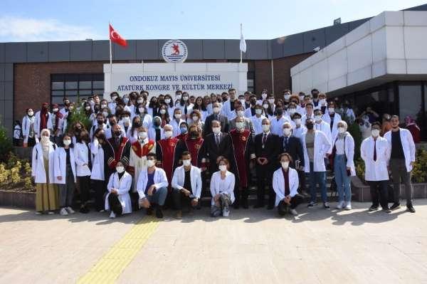 Rektör Ünal: OMÜ Tıp Fakültesi Karadeniz Bölgesini araştırma merkezine çevirebilecek bir potansiyele sahip