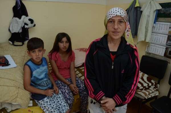 İki çocuk annesi kadının feryadı: 'Her şey çocuklarım okusun diye'