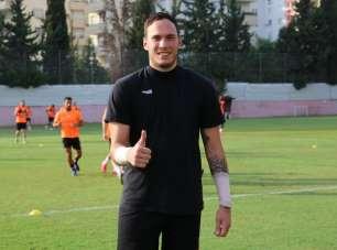 4 maçtır gol yemeyen Goran Karacic: 'Bunun için çok çalıştım'