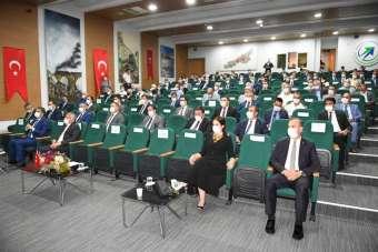 Adana'da 365 projeden 66'sı tamamlandı