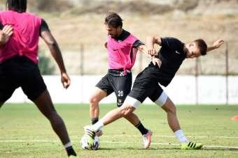Denizlispor, Gençlerbirliği maçına aralıksız hazırlanıyor