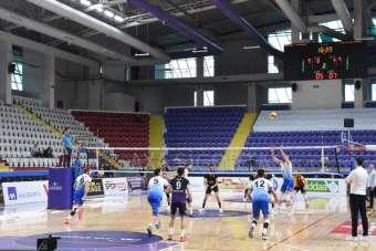 Efeler Ligi: Afyon Belediye Yüntaş: 0 - Galatasaray HDI Sigorta: 3