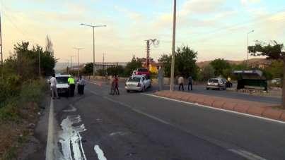 Hatalı dönüş kazaya neden oldu: 2 yaralı