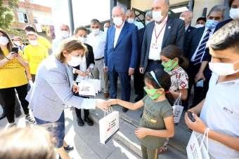 'Spor kenti Gaziantep' için 3 tesis daha hizmette