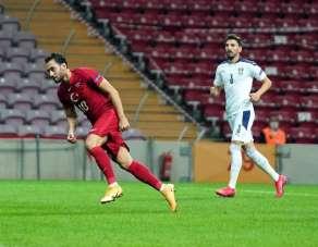 UEFA Uluslar Ligi: Türkiye: 2 - Sırbistan: 2 (Maç sonucu)