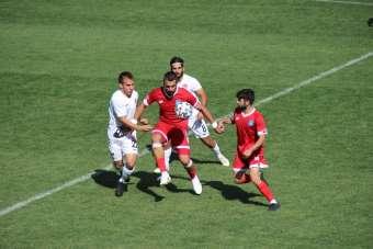 Ziraat Türkiye Kupası: Elazığ Karakoçan: 1 - Batman Petrolspor: 0