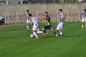 Ziraat Türkiye Kupası: Fatsa Belediyespor: 1 - Yomraspor: 2