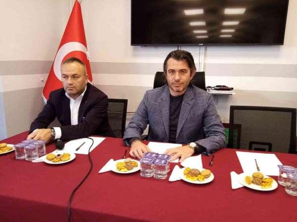 Bandırmaspor Başkanı Göçmezden taraftara Maça gelin çağrısı