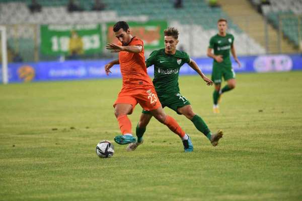 Bursaspor, Eren Gülerle 3 yıllık anlaşma yaptığını duyurdu