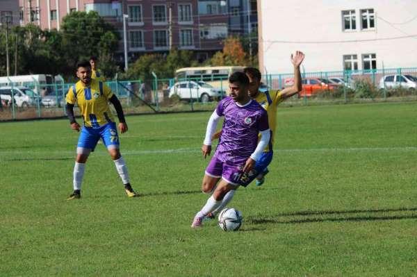 Hazırlık maçı: Kdz. Ereğli Belediyespor: 2 - Çaycumaspor: 0