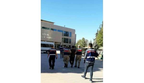 Kilis ile Gaziantepte PKK ile DEAŞlı 2 terörist yakalandı