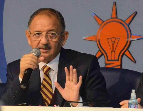 Özhaseki: CHP, HDP ile olan ortaklığını utandığı için söyleyemiyor