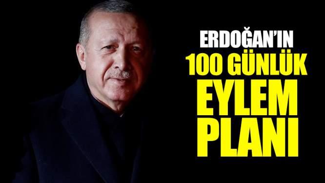 Erdoğan'ın İkinci 100 Günlük Eylem Planı