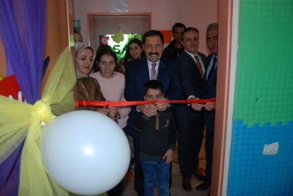Ardahan'da özel eğitimli öğrenciler için eğitim verecek otizmli sınıfları ve spo