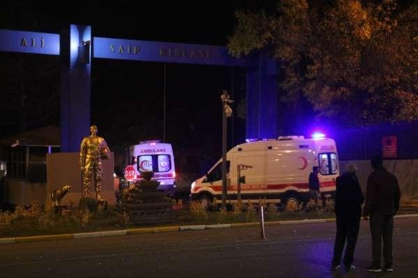 Şanlıurfa'daki mühimmat deposu patlamasında 16'sı asker olmak üzere 17 kişi yara