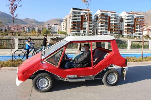 1975 model 'Anadol Böcek' 230 bin liraya satılık