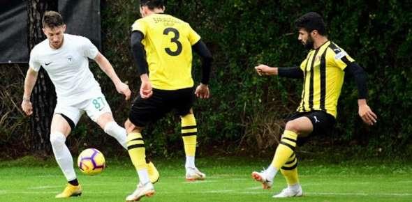 Ferhat Öztorun: 'Erzurumspor maçı bizim için önemli ve zor olacak'