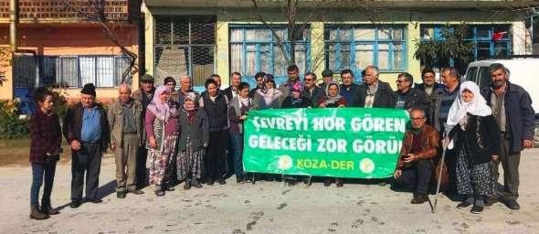 Ödemişli çevrecilerden Aydın'a jeotermal ziyareti