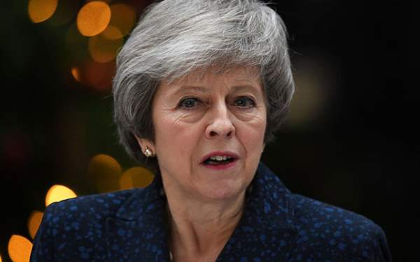 May: Juncker ile sağlam bir tartışma içerisine girdim