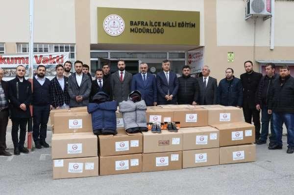 Başkan Kılıç: 'Genç Bafralıların yardımı yüz güldürecek'