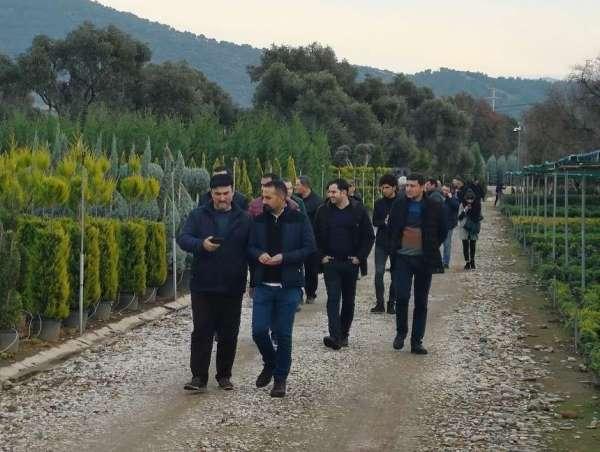 Süs bitkileri ve fidancılık sektörünün ihracatı için büyük buluşma