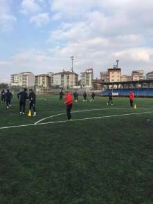 Yeşilyurt Belediyespor 62 Dersim maçına kilitlendi