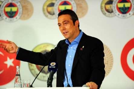 Fenerbahçe Başkanı Ali Koç: 'Güven ortamı yeniden tesis edilmeli. Şeffaf ve daha