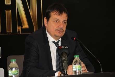 Ergin Ataman: 'Tek maçlar her zaman zor olur'