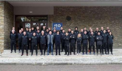TFF heyeti, atletik performans konulu UEFA Çalışma Grubu'na katıldı