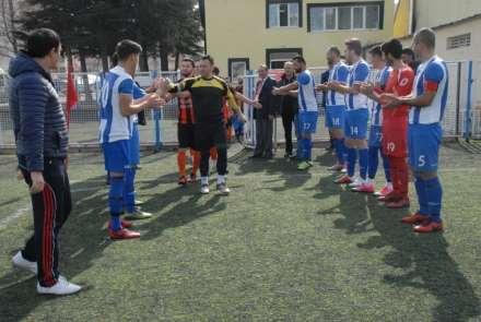 Kayseri 1. Amatör Küme Futbol Ligi'nde son hafta heyecanı