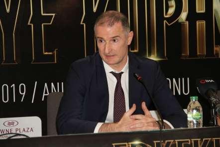Nenad Markovic: 'Jekiri'nin faul sınırında olması bizi çok etkiledi'