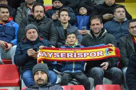 İ.M.Kayserispor-Göztepe A.Ş maçı biletleri satışa çıktı