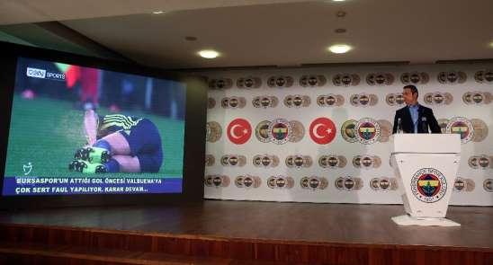 Ali Koç: 'Yıldırım Demirören bugünden itibaren devam etmemeli'