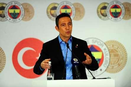 Fenerbahçe Başkanı Ali Koç: 'Yıldırım Demirören'in göreve devam etmemesi gerekir