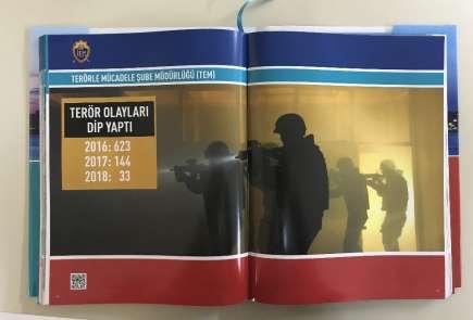 İstanbul'da terör eylemleri son 3 yılda ciddi oranda geriledi (2)