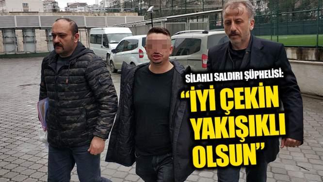 Samsun'da silahlı saldırgandan ilginç ifadeler!