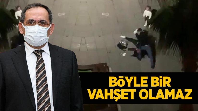 Mustafa Demir: Böyle bir vahşet olamaz