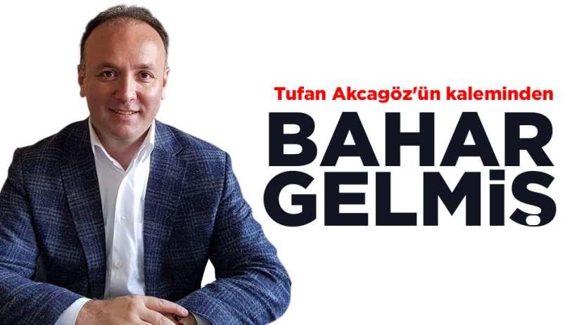 BAHAR GELMİŞ