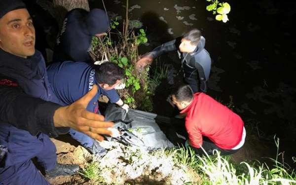 Samsun'da balık tutmak isteyen kişi boğuldu
