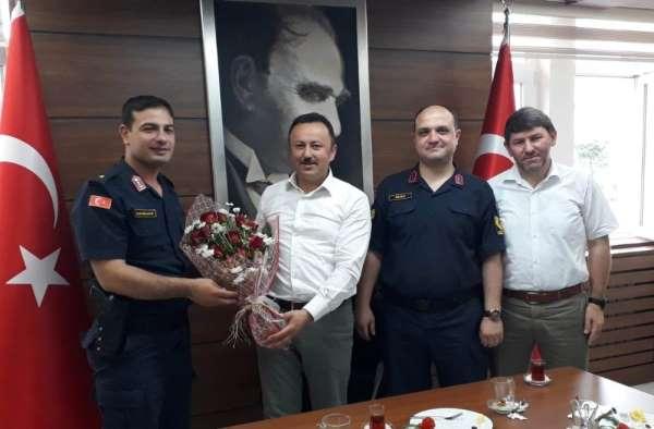 Jandarma 180. yaşını kutladı