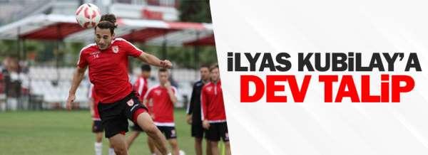 İlyas Kubilay Beşiktaş'ın yakın takibinde