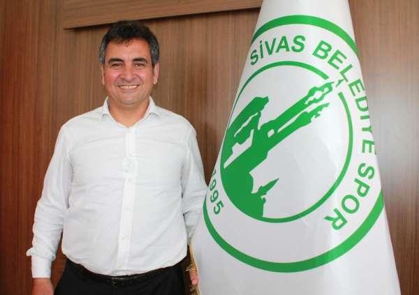Sivas Belediyespor'da Altunsoy dönemi