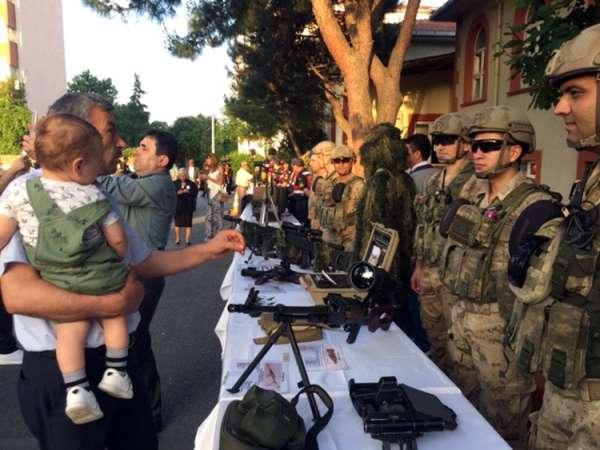 İstanbul İl Jandarma Komutanı Köroğlu: 'Terörden yakalama sayısı geçen yıla göre