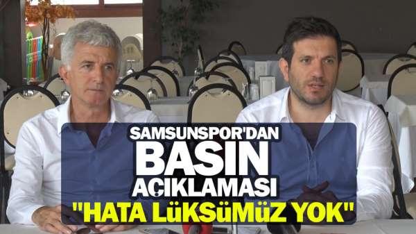 Genel Menajer Mustafa Aztopal çarpıcı açıklamalarda bulundu
