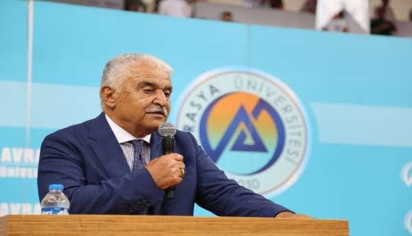 Başkan Yıldız: 'Yeni fakültelerimiz açılırsa bölgenin istihdam üssü oluruz'