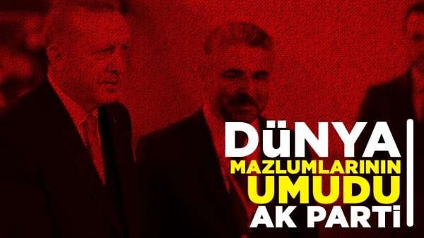 Samsun Ak Parti İl Başkanından açıklamalar