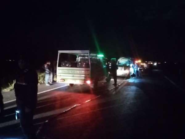 Nevşehir'de trafik kazası: 1 ölü, 2 yaralı