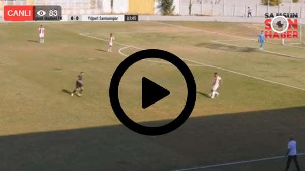 Samsunspor BAK Spor canlı yayın Tıkla izle