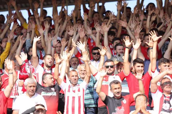 Samsunspor BAK Spor maçı ne oldu